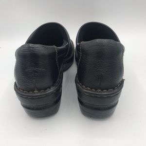 boc Shoes - BOC Peggy black clogs
